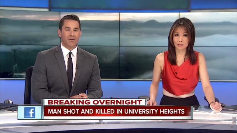 Man shot in car in University Heights dies