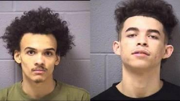 Two Arrested in Joliet Cop Car Shooting