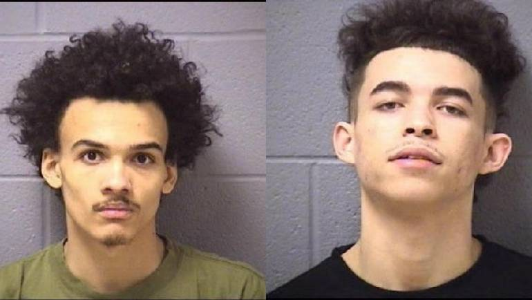 Two Arrested in Joliet Cop Car Shooting